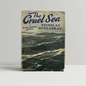 Nicholas Monsarrat The Cruel Sea First Edition