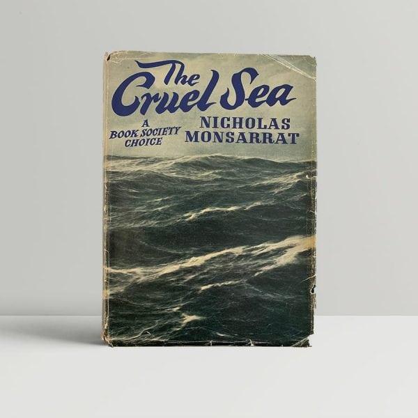 Nicholas Monsarrat The Cruel Sea First Edition