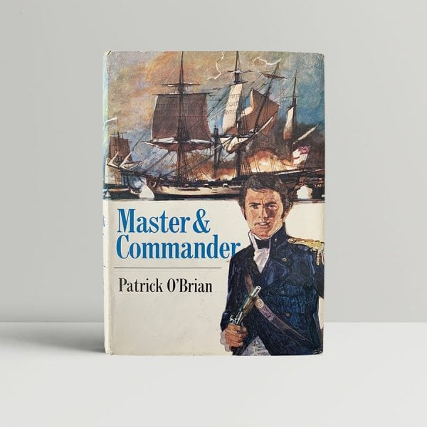 Patrick OBrian master Commander First Edition