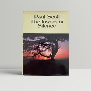 Paul Scott Towers of Silence First Edition