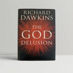 Richard Dawkins The God Delusion First Edition