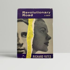 Richard Yates Revolutionary Road First Edition