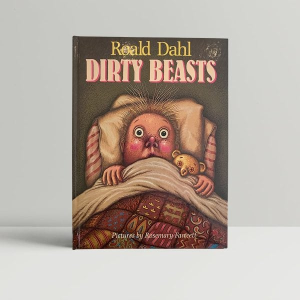 Roald Dahl Dirty Beasts First Edition Signed