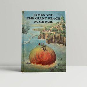 Roald Dahl James Peach First Edition