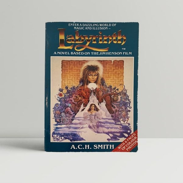Smith Labyrinth First Edition