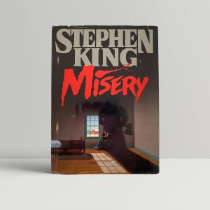 Stephen King Misery First Edition