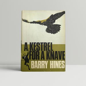 barry hines a kestrel fot a knave first edition1