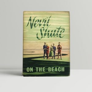nevil shute on the beach first edition1