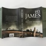 pd james the private patient signed first edition5