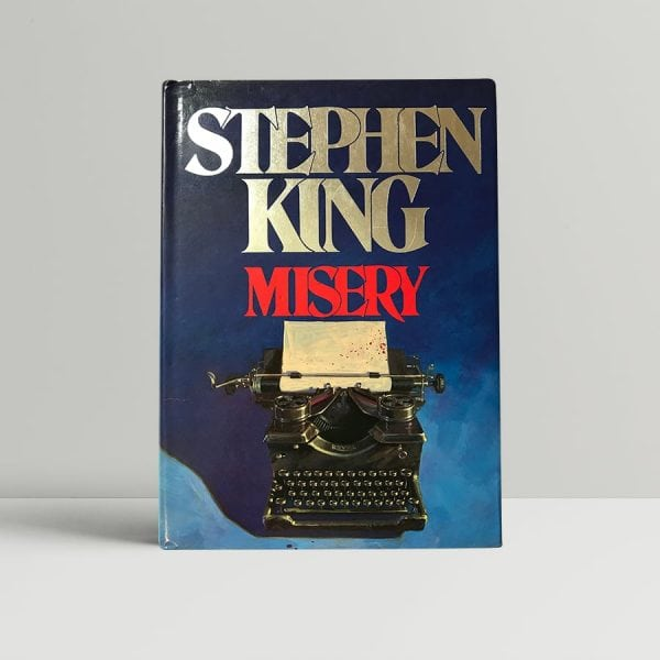stephen king misery first edition1
