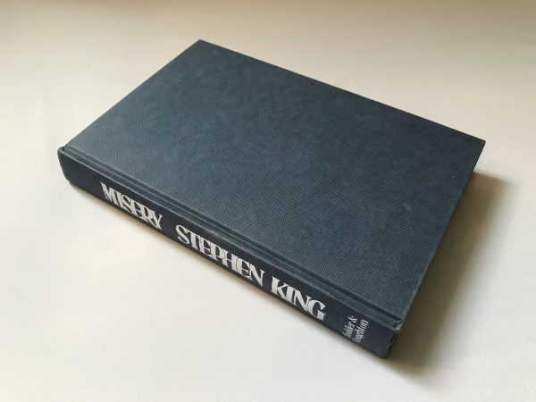stephen king misery first edition3