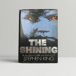 stephen king the shining first edition1
