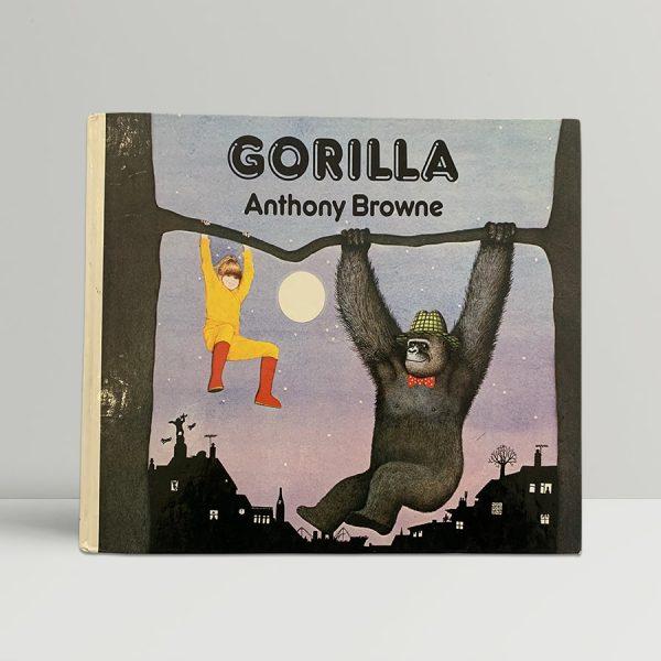 Anthony Browne Gorilla First Edition