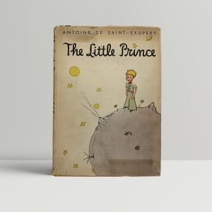 Antoine The Little Prince First Edition