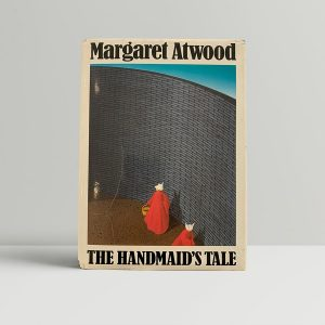Atwood The Handmaids Tale First Edition 1