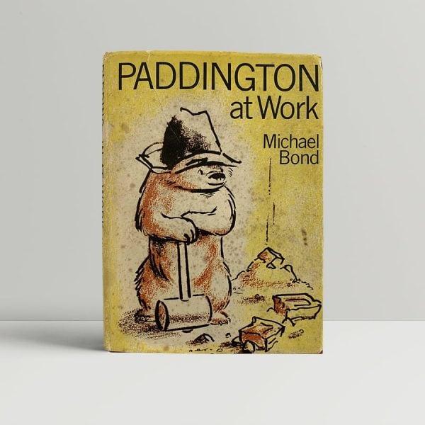 Bond Paddington At Work First Edition