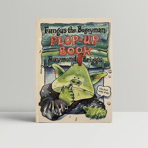 Briggs Plop Up Book First Edition