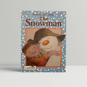 Briggs The Snowman Signed First Edition