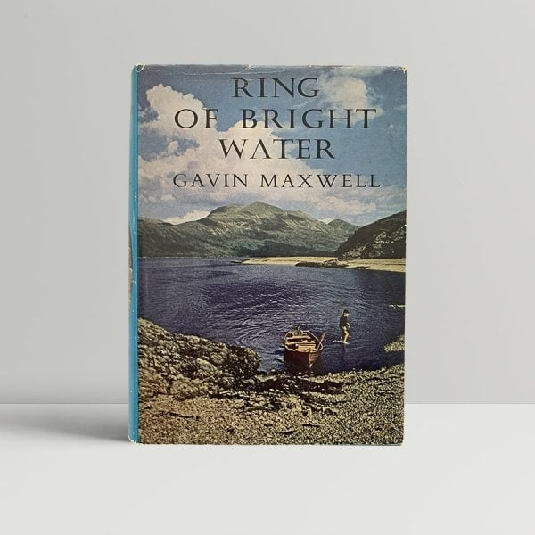 Gavin Maxwell Ring Of Bright Water First Edition