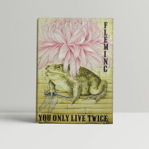Ian fleming you only live twice first ed475 1