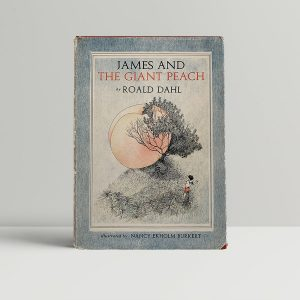 James Giant Peach Signed
