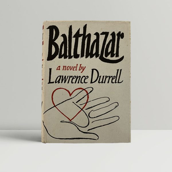 Lawrence Durrell Balthazar First Edition