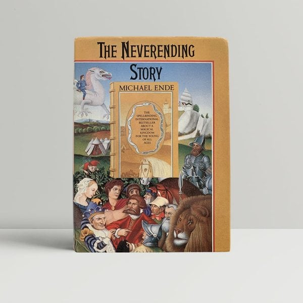 Michael Ende The Neverending Story First Edition