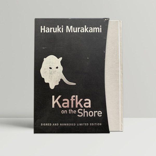 Murakami Kafka On The Shore First Edition
