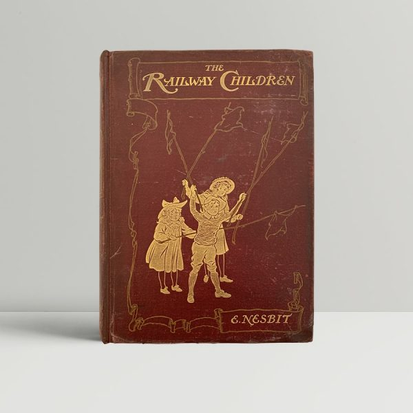 Nesbit The Railway Children First Edition