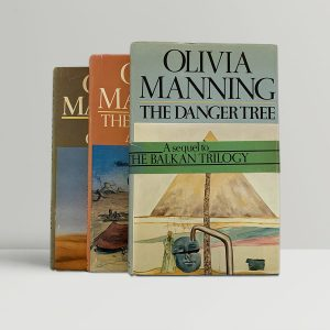 Olivia Manning Levant Trilogy First Editions
