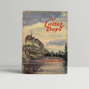 P R Reid The Latter Days First Edition
