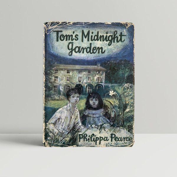 Philippa Pearce Toms Midnight Garden First Edition
