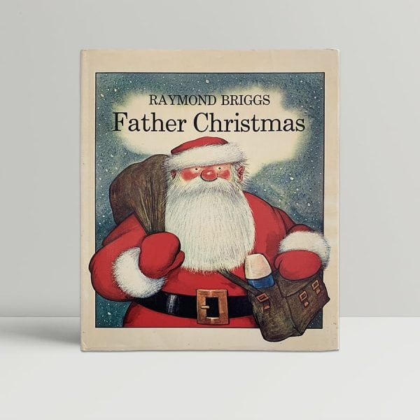 Raymond Briggs Father Christmas First Edition