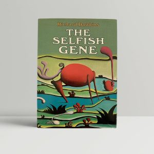 Richard Dawkins The Selfish Gene First Edition