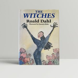 Roald Dahl The Witches First Edition