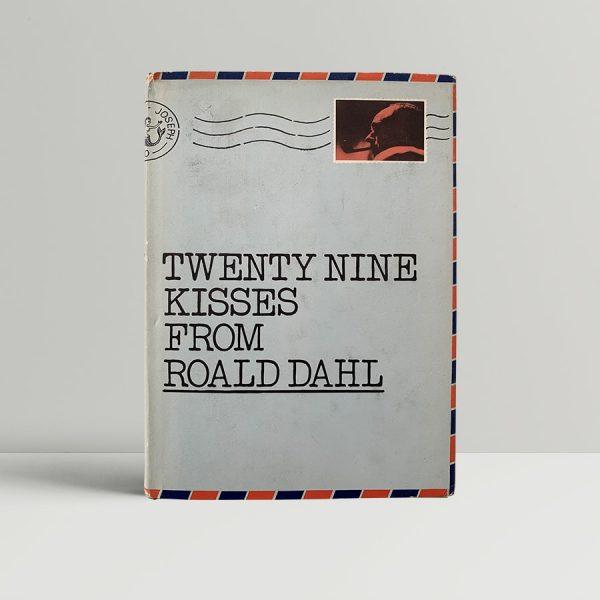 Roald Dahl Twenty Signed