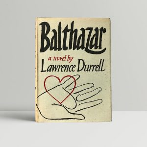 lawrence durrell balthazar first edition1