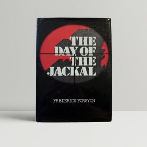 Frederick Forsyth Day of the Jackal First Edition