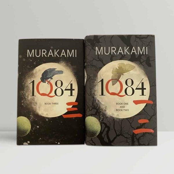 Haruki Murakami 1Q84 First Edition