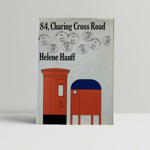 Helene Hanff 84 Charing Cross First Edition