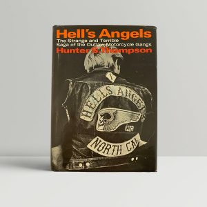 Hunter S Thompson Hells Angels First Edition