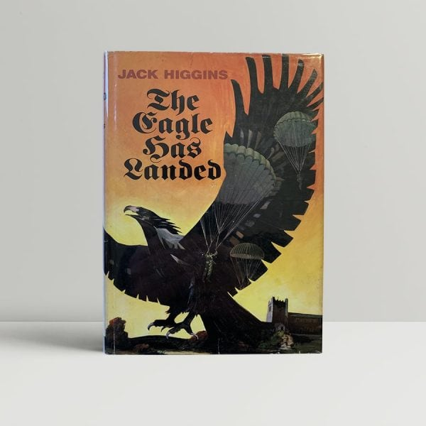 Jack Higgins The Eagle Has Landed First Edition