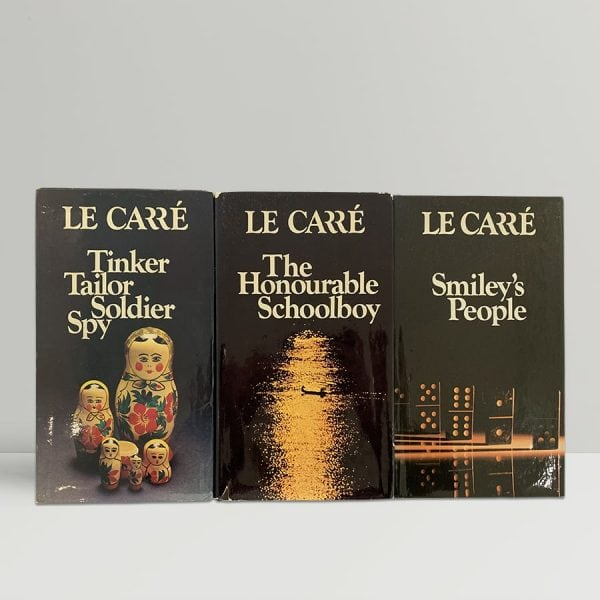John Le Carre Karla Trilogy First Editions