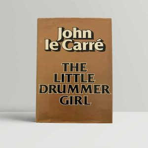 John Le Carre The LIttle Drummer Girl First Edition