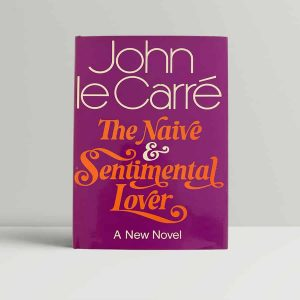 John Le Carre The Naive and Sentimental Lover First Edition