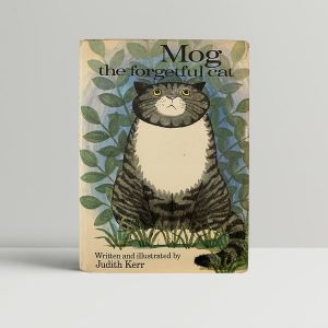 Judith Kerr Mog First Edition