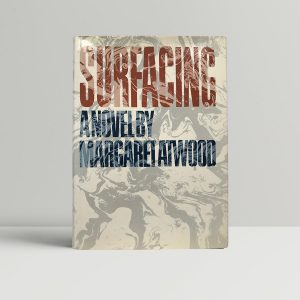 Margaret Atwood Surfacing First Edition