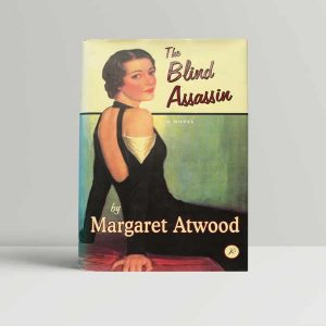 Margaret Atwood The Blind Assassin First Edition