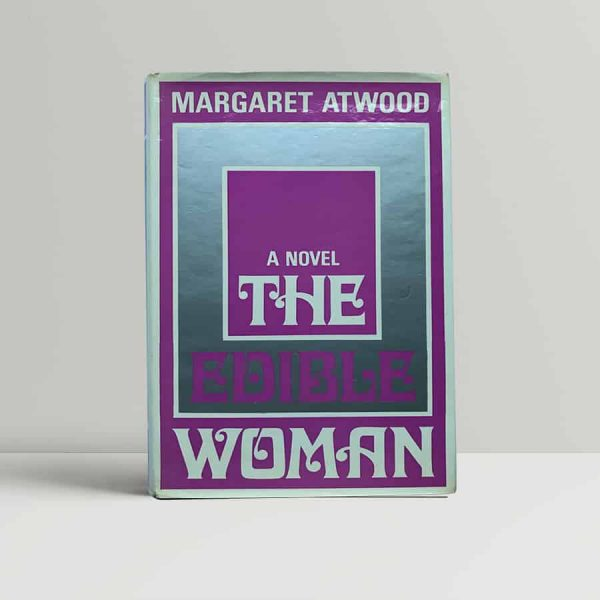 Margaret Atwood The Edible Woman First Edition