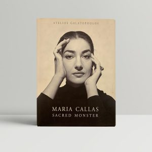 Maria Callas Signed First Edition